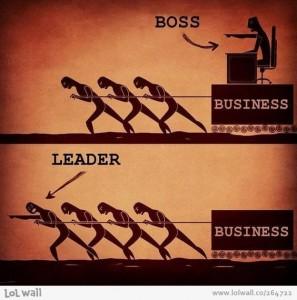 pemimpin bisnis