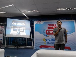 Facebook Marketing Yamaha Jawara