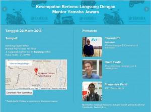 Facebook Marketing  Yamaha Jawara Bandung
